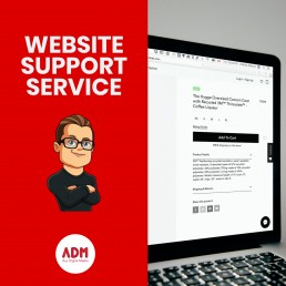 Website support