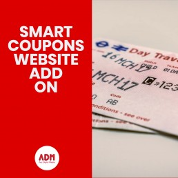 Smart coupons website add on