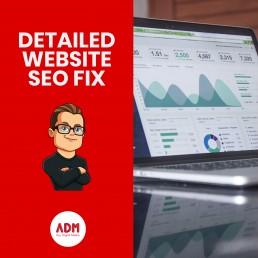 DETAILED WEBSITE SEO FIX