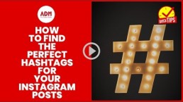 How to find the perfect Hashtags for your instagram posts